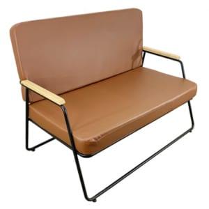 SFB68036 - Ghế sofa băng khung sắt 126x70x75(cm)