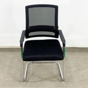 HOCQ68018 - Ghế văn phòng lưng lưới chân quỳ