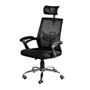 Ghế xoay văn phòng ngả nằm có tựa đầu HOGVP036