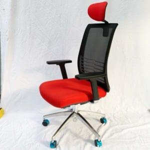 Ghế văn phòng cao cấp có tựa đầu Mars-01 HOGVP044